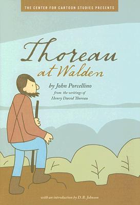 Thoreau at Walden Cover