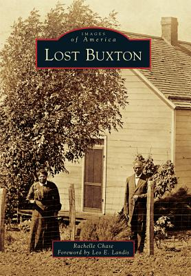 Lost Buxton Cover Image