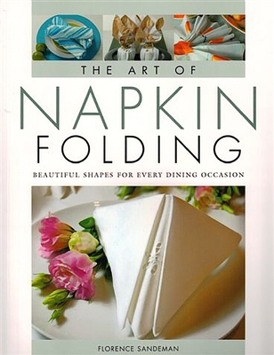 The Art of Napkin Folding Cover Image