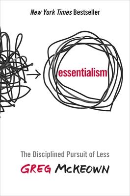 Essentialism Cover