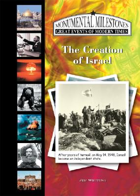 The Creation of Israel Cover Image
