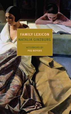 A Family Lexicon Cover
