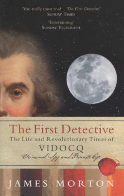 The First Detective Cover