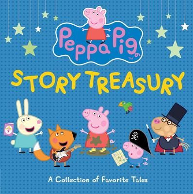 Peppa Pig Story Treasury Cover Image