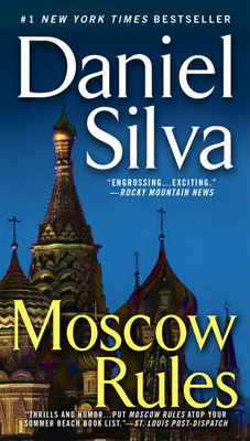 Moscow Rules (Gabriel Allon #8) Cover Image