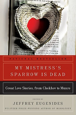 My Mistress's Sparrow Is Dead cover image
