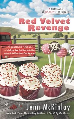Red Velvet Revenge (Cupcake Bakery Mystery #4) Cover Image