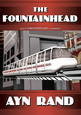 The Fountainhead [With Headphones] Cover Image