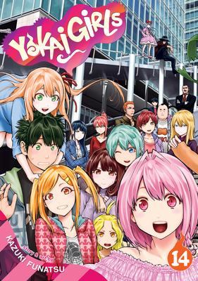 Yokai Girls Vol. 14 Cover Image