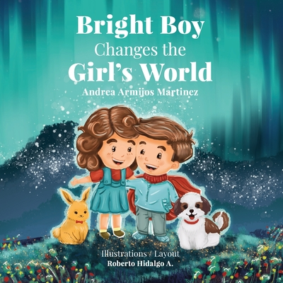 Bright Boy Changes the Girl's World Cover Image