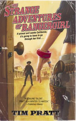 The Strange Adventures of Rangergirl Cover