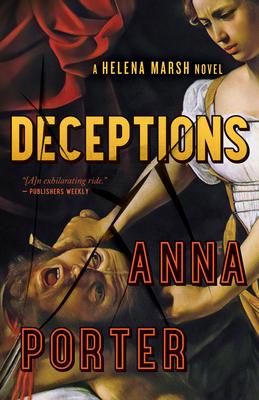 Deceptions: A Helena Marsh Novel Cover Image