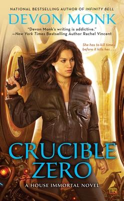 Crucible Zero Cover