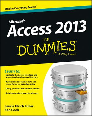 Access 2013 for Dummies Cover