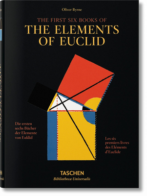 Byrne. Six Books of Euclid Cover Image