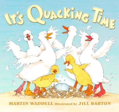 It's Quacking Time! Cover