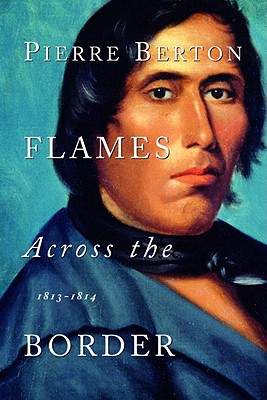 Flames Across the Border Cover