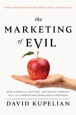 Cover for The Marketing of Evil