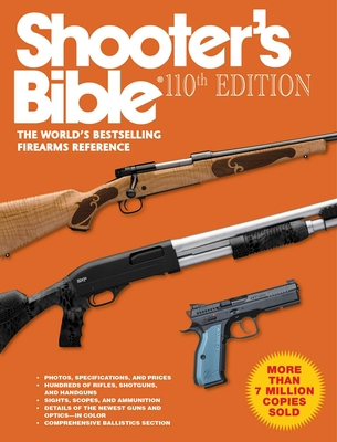 Shooter's Bible, 110th Edition Cover Image