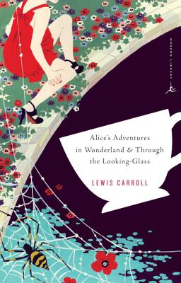 Alice's Adventures in Wonderland & Through the Looking-Glass Cover