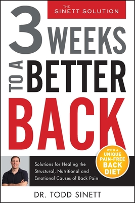 3 Weeks to a Better Back Cover