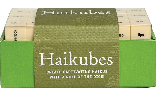 Haikubes Cover Image