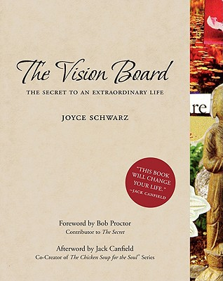 The Vision Board Cover