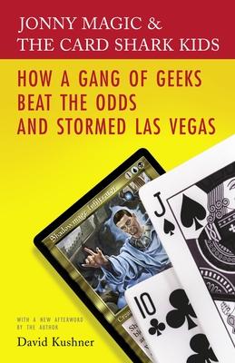 Jonny Magic and the Card Shark Kids Cover
