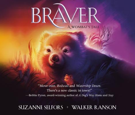 Braver: A Wombat's Tale Cover Image