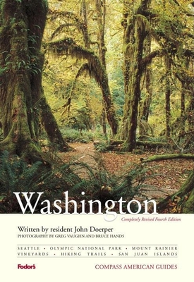 Compass American Guides: Washington Cover Image