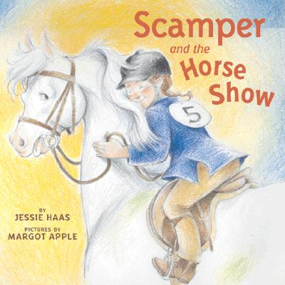 Scamper and the Horse Show Cover