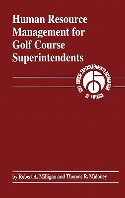 Human Resource Management for Golf Course Superintendents Cover Image