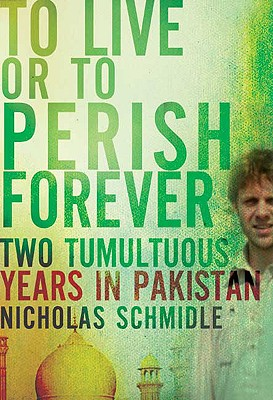 To Live or to Perish Forever Cover