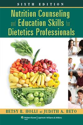 Nutrition Counseling and Education Skills for Dietetics Professionals Cover Image