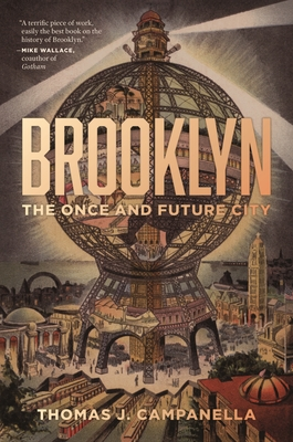 Brooklyn: The Once and Future City Cover Image