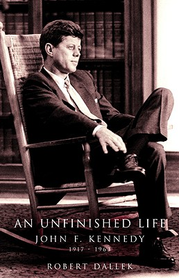 Cover for An Unfinished Life
