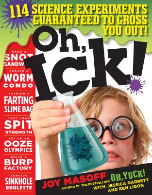 Cover for Oh, Ick!