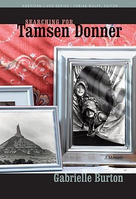 Searching for Tamsen Donner Cover