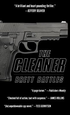 The Cleaner (Jonathan Quinn #1) Cover Image