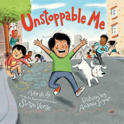 Unstoppable Me Cover Image