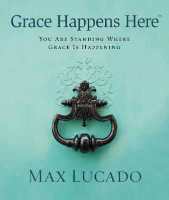 Grace Happens Here Cover