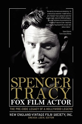 Spencer Tracy Fox Film Actor Cover