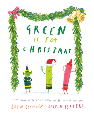 Green Is for Christmas Cover Image
