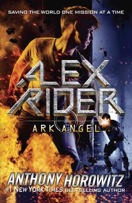 Ark Angel (Alex Rider #6) Cover Image