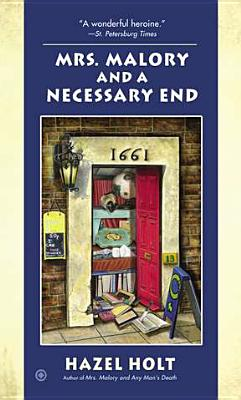 Mrs. Malory and a Necessary End Cover