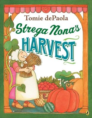 Strega Nona's Harvest Cover Image
