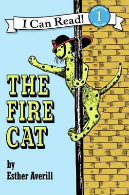 The Fire Cat Cover
