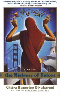 The Mistress of Spices Cover
