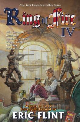 Ring of Fire IV (The Ring of Fire #25) Cover Image