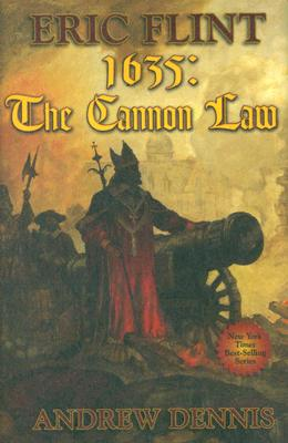 1635: Cannon Law (Ring of Fire) Cover Image